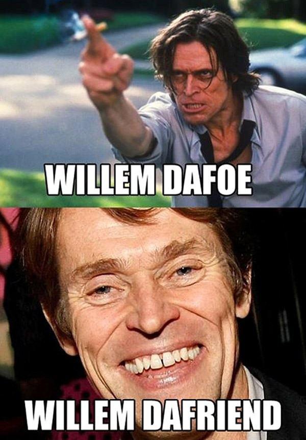 William Dafoe