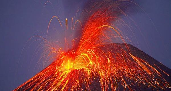 4 Volcano