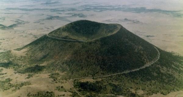5 Volcano