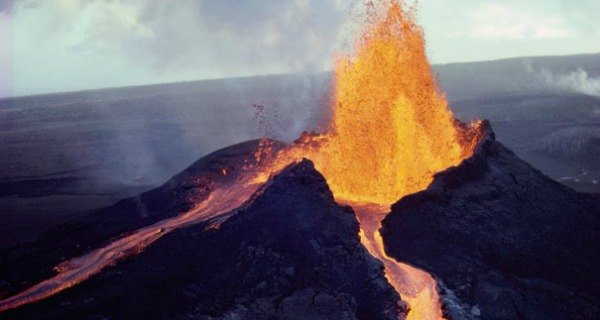 9 Volcano