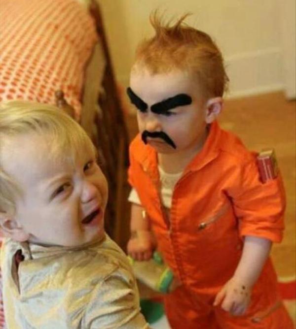 Baby Convict