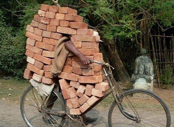 Bad Jobs Bricksalesman