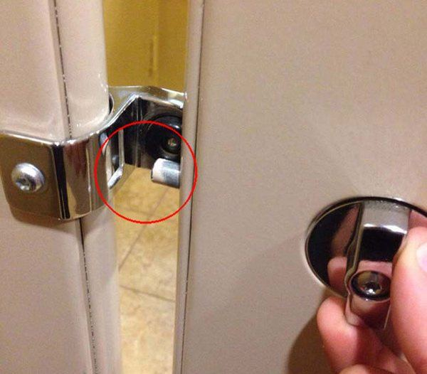 Bathroom Lock