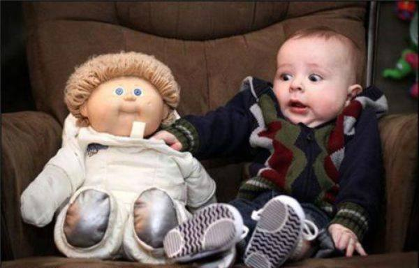 Cabbage Patch Terror