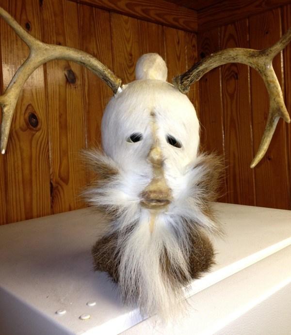 Deer Ass Face