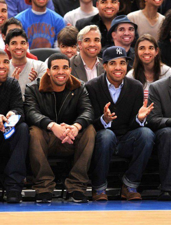 Everybodys Drake