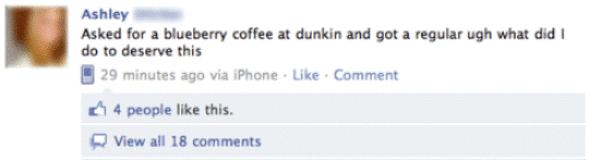 Facebook Wrong Muffin