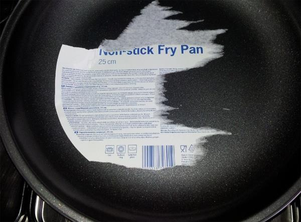 First World Problems Frying Pan