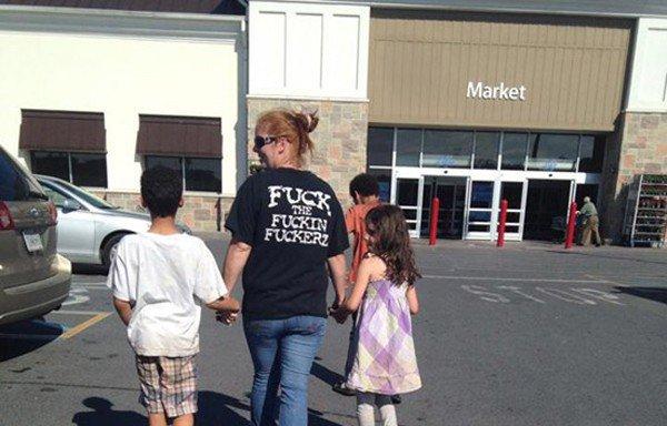 Fu Fucker Shirt Walmart