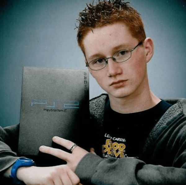 Ginger Ps2