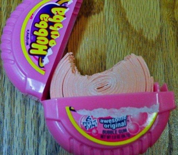 Gum Jerk