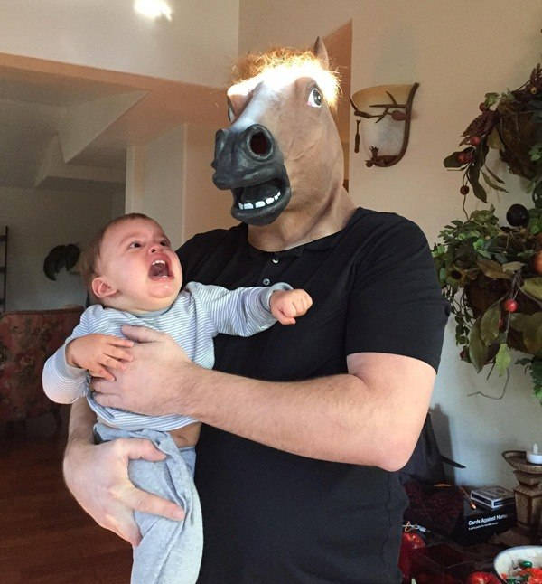Horse Mask Terror