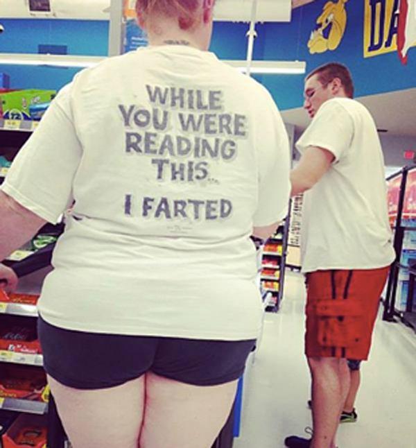 I Farted Shirt