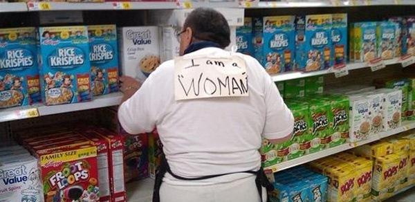 Ima Woman Shirt