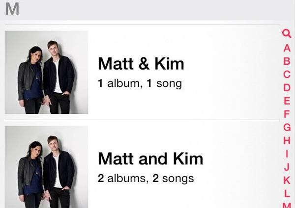 Itunes Organize Fail