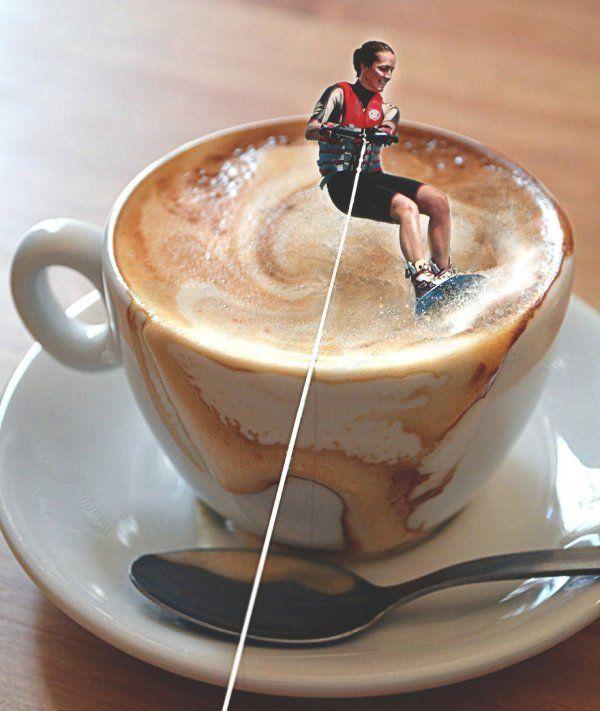 Latte Boarding