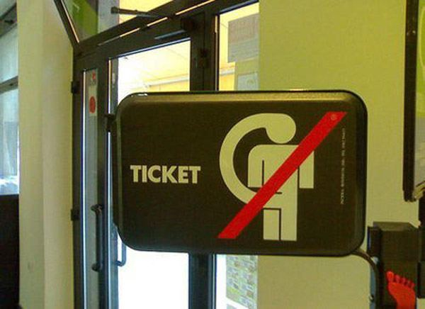 No Dick Ticket