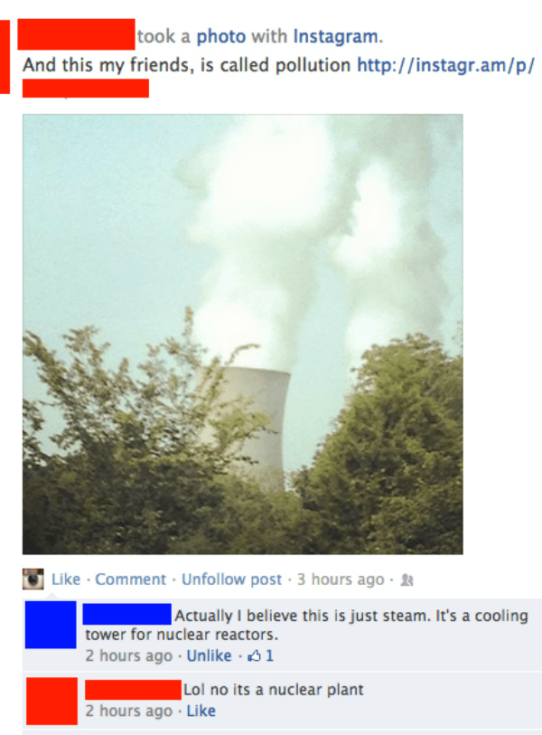 Nuclear Plant