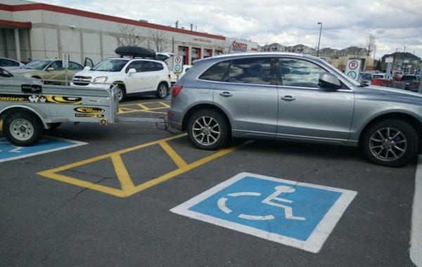 Parking Asshole