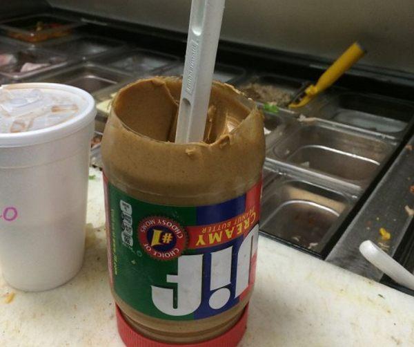 Peanut Butter Wtf