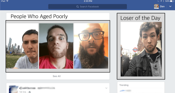 People Who Aged Poorly