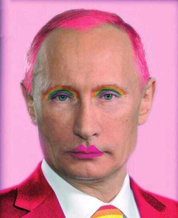 Pretty Boy Putin