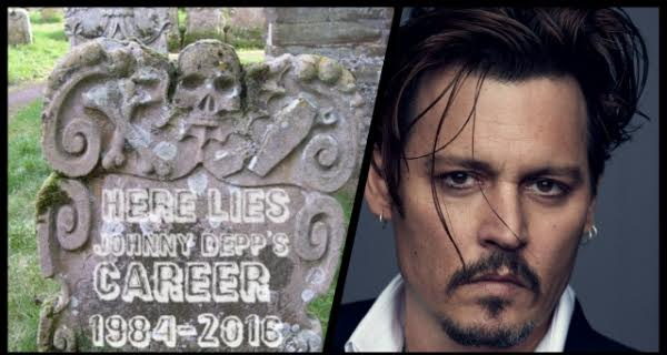 Rip Johnny Depp Career