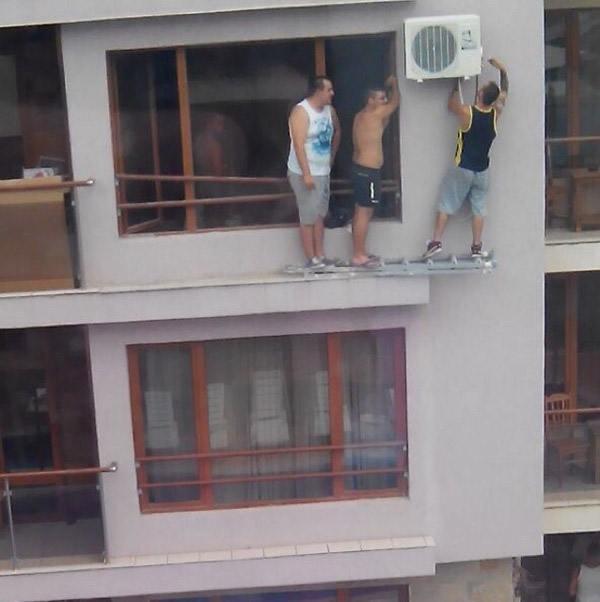 Risky Air Condition Repair