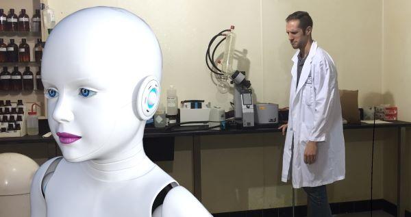 Robot Wont Love Lonely Man