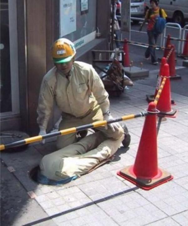 Sewage Inspector