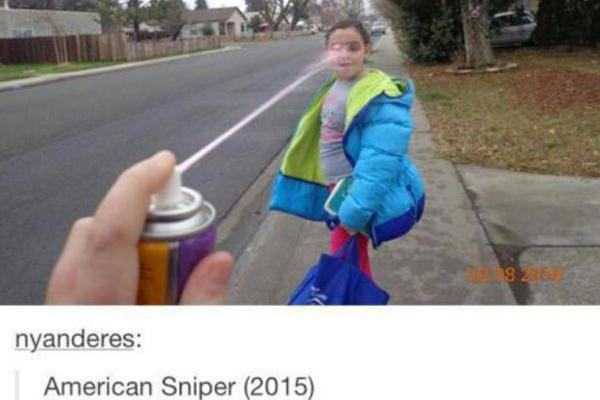 Silly String Sniper