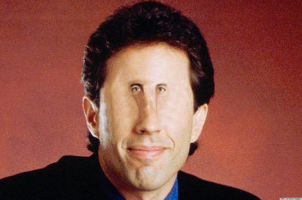 Small Eye Seinfeld