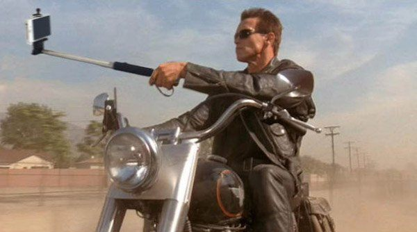 Terminator Selfie