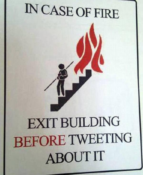 Tweet Fire