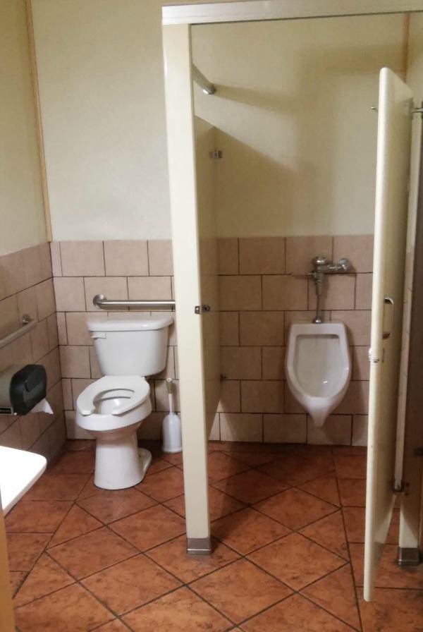 Urinal Stall