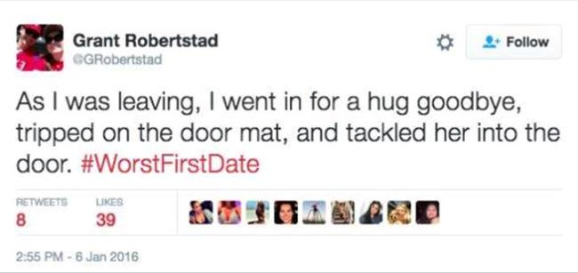 Went In For A Hug