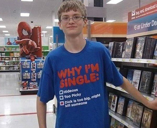 Why Im Single Shirt