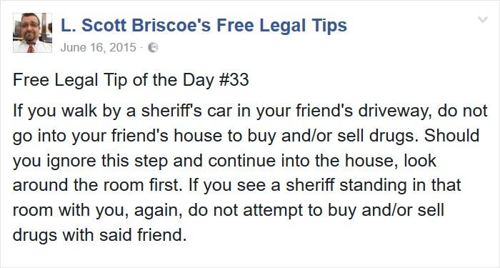 Avoid Selling Drugs