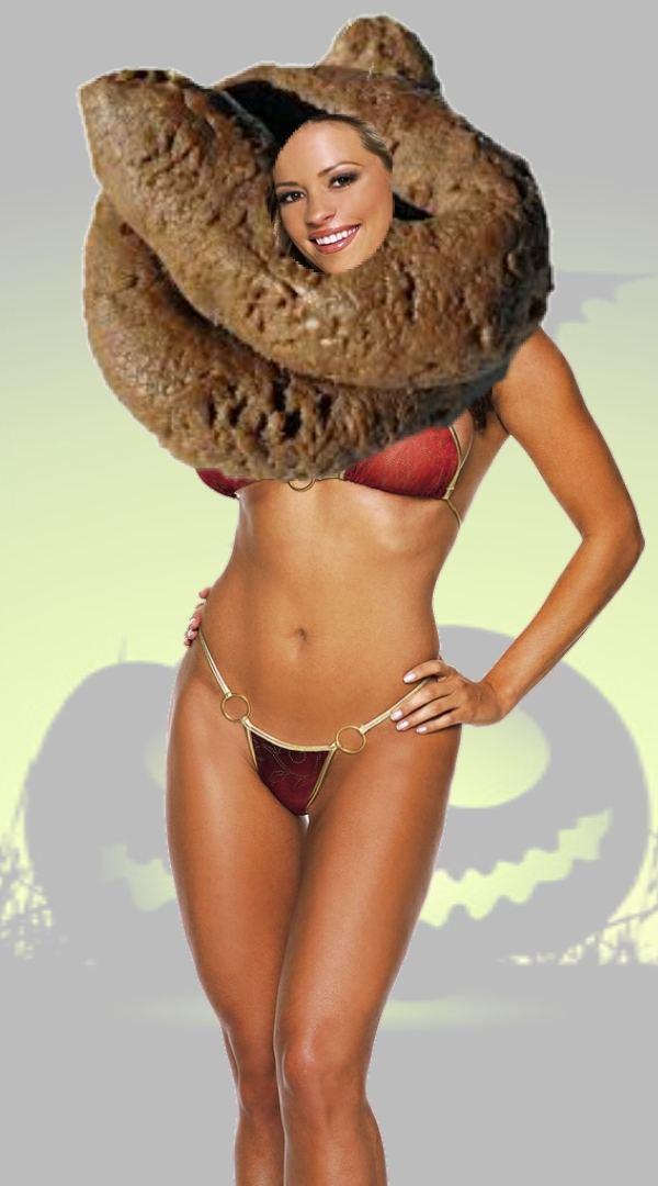 Bikini Poop