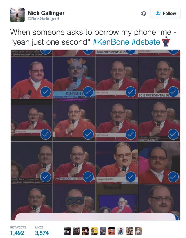 Borrowing The Phone