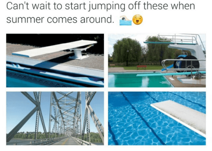 Bridge Jumping