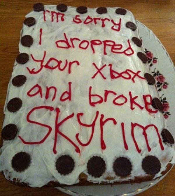 Broken Xbox
