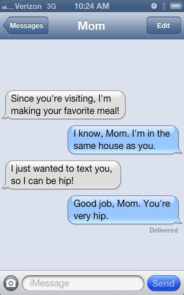 Cool Hip Mom