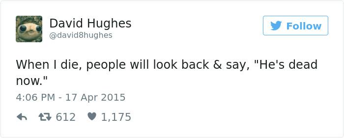 Dead Tweet