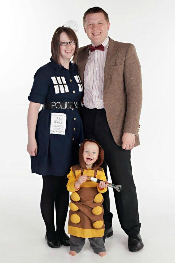 Dr Who Halloween