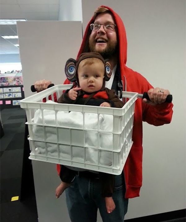 Et And Elliot Costume