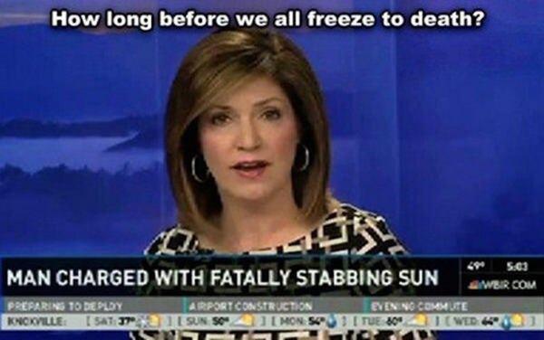 Fail News Sun