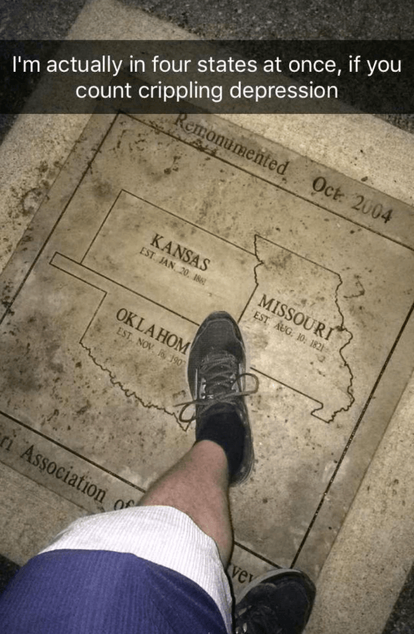 Four States At Once