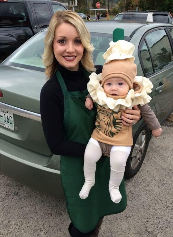 Frappuccino And Starbucks Barista Ideas