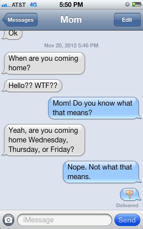 Funny Mom Wtf